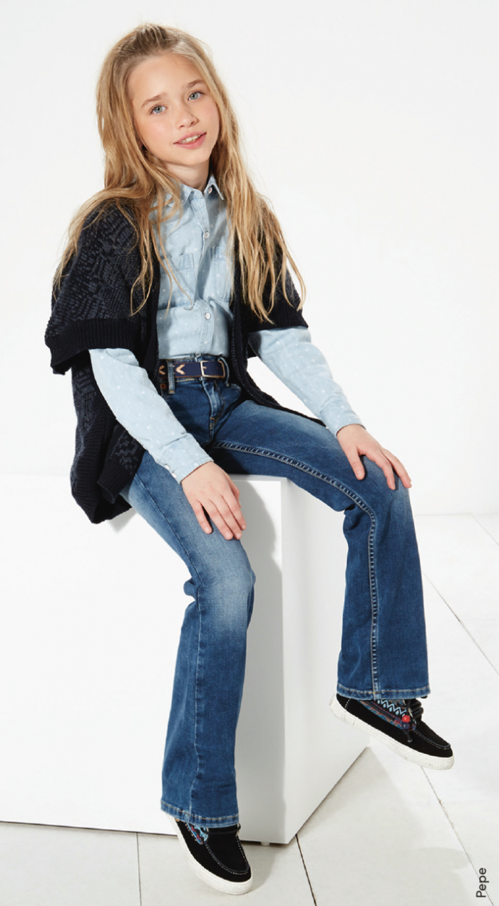 News Denim Will Be New Range Of Shapes Cool Kids Fashion