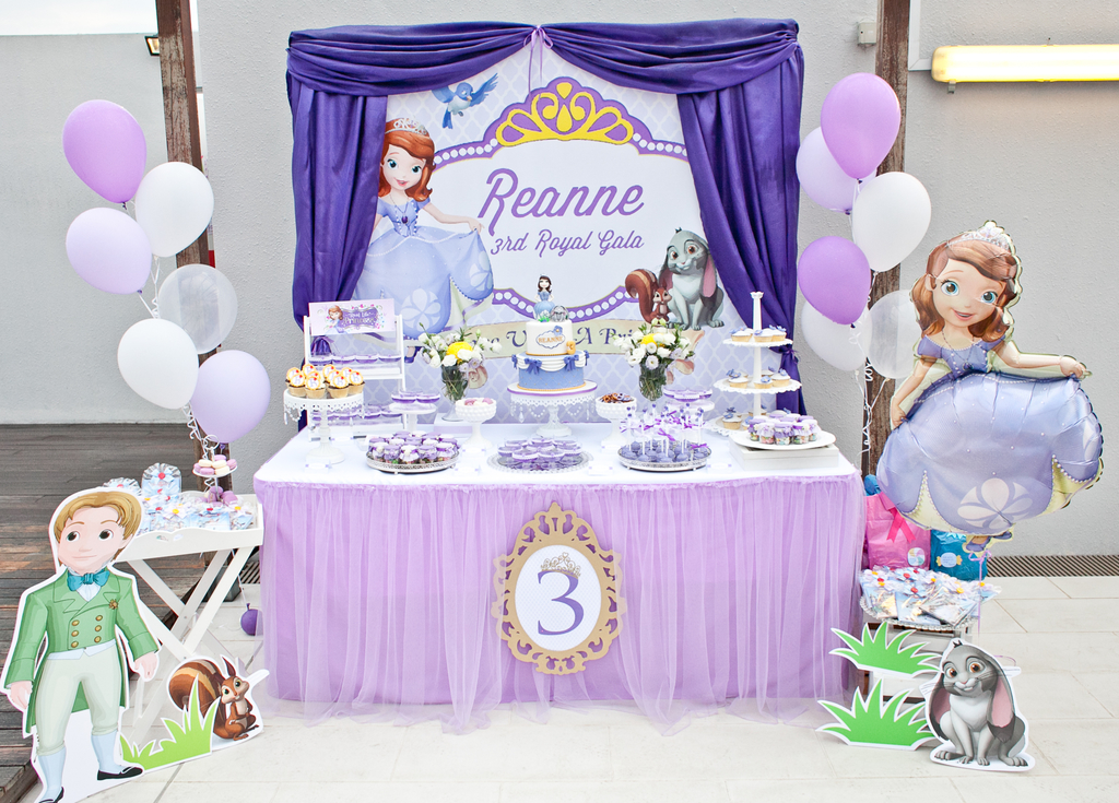 News 5 Amazing Themed Dessert Tables For Your Kids